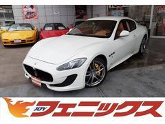 グラントゥーリズモスポーツ MCオートシフト ディーラー車・パドルシフト・20アルミ・ナビTV・ETC・バックモニター・