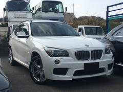 BMW X1sDrive 18i Mスポーツpkg ナビTV サンルーフ