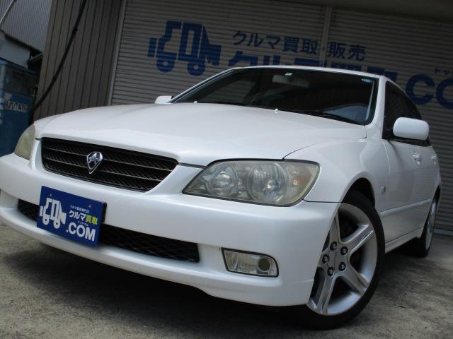 トヨタ AS200 Zエディション 禁煙車