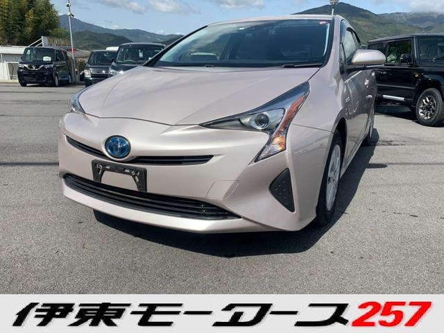 トヨタ S SDナビ・ETC・バックカメラ・ドラレコ・LEDヘッド・セーフティセンス・プッシュスタート・純正アルミ・ユーザー買取車