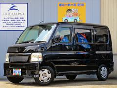 バモスM 4WD 4速AT キーレス CD 車検令和2年10月