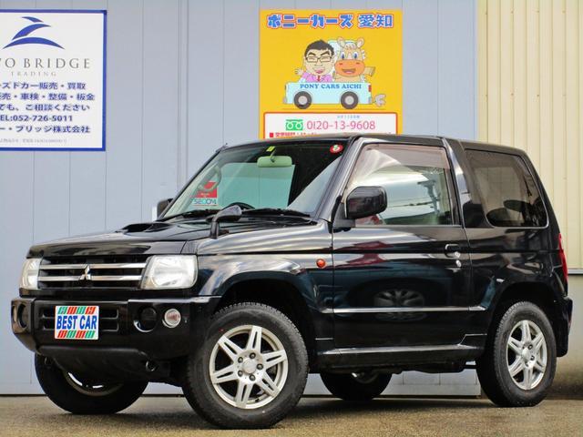 三菱 VR 4WD 5速MT ABS 走行3.9万K 検R3年1月