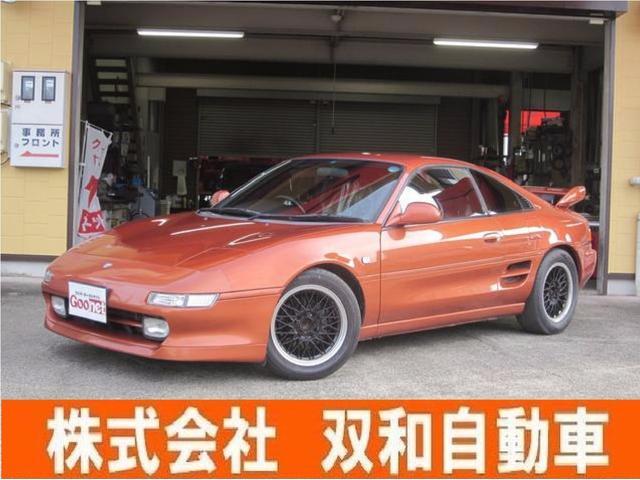 MR2(トヨタ)Gリミテッド 中古車画像