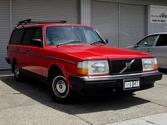 ボルボ240GLワゴン ユーザー買取車