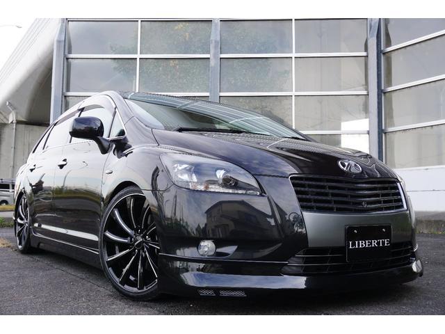 トヨタ LBコンプ 新品フルエアロ 車高調 19AW 黒赤シート
