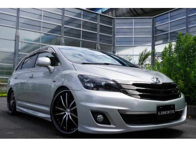 トヨタ LBコンプリート フルエアロ 新品車高調 20AW 黒革調