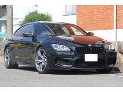 BMW M6グランクーペ LEDヘッド カーボンルーフ D車 右H