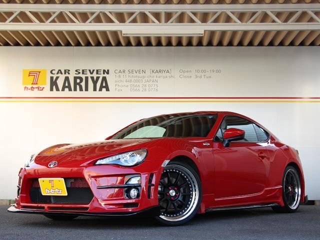 トヨタ GT 6速MT KUHLフルエアロ マフラー 19AW車高調