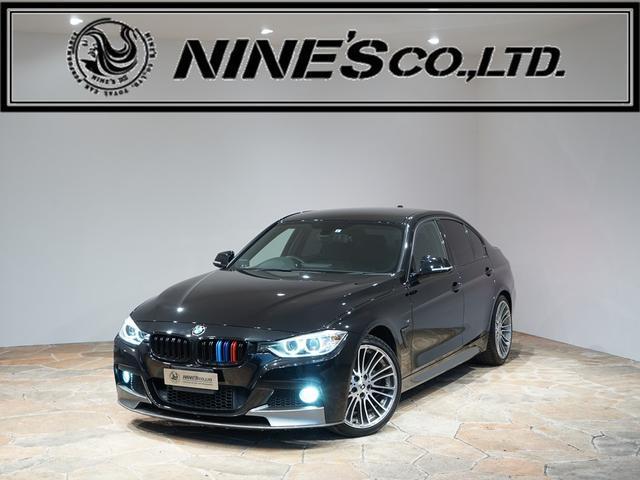BMW 320d Mスポーツ G-POWER19AW 社外テール キドニーパフォーマンスグリル  コンフォートアクセス 社外フロントスポイラー LEDフォグ ルーフスポイラー G-POWER19AW ミラー型前後ドラレコ