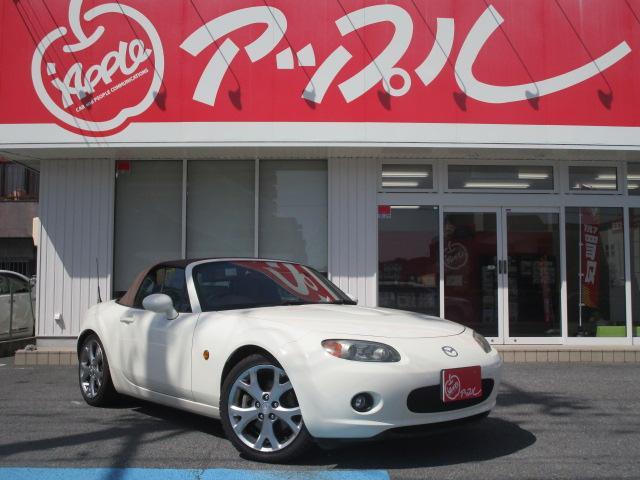 マツダ RS ユーザー買取車 6MT シートヒーター