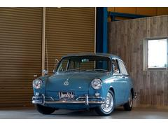 VW タイプIIIノッチバック OGコンディション 前後Dバンパー 6V 左H