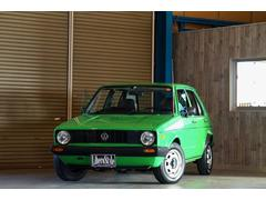 VW ゴルフGLE 前期内装 スモールテール 内外装仕上げ済み 4速MT