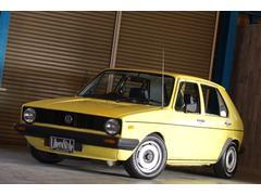 VW ゴルフCI 後期モデル ベースコンディション 右ハンドル 3速AT