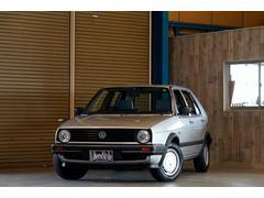 VW ゴルフCLI オリジナルコンディション 1オーナー管理 記録簿多数