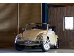 VW ビートルコンバーチブル OGコンディション 内外装仕上げ済み 左H