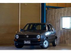 VW ゴルフCLi 内外装オリジナルコンディション 右ハンドル 5速MT