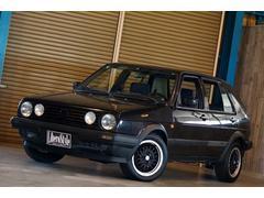 VW ゴルフブラックリミテッド 限定車 BBS15インチ 左H 3速AT