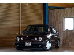 VW ゴルフGTI 16V 後期モデル ローダウン サンルーフ 左H