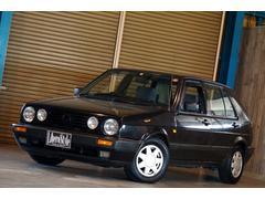 VW ゴルフ40thアニバーサリー 内外装OGコンディション 右ハンドル