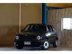 VW ゴルフCLi 内外装オリジナルコンディション 右ハンドル 3速AT