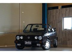 VW ゴルフカブリオレベースグレード 内外装オリジナル 電動油圧オープン 左H