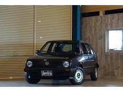 VW ゴルフCLi 内外装オリジナルコンディション 左ハンドル 3速AT