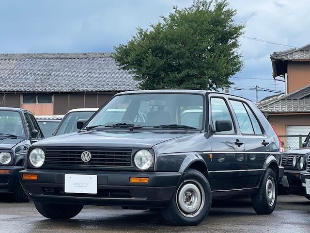 「フォルクスワーゲン」「ゴルフ」「コンパクトカー」「岐阜県」の中古車