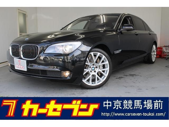 BMW アクティブハイブリッド7L V8ツインターボHVサンルーフ