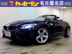 BMW Z4シルバー・トップ 限定車カンザスレザーシートワンオーナー