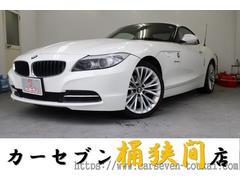 BMW Z4sDrive23i デザインピュアホワイトHDDナビ