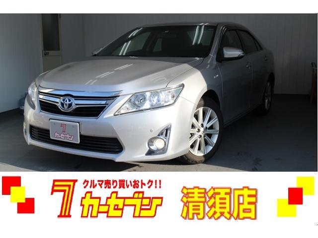 「トヨタ」「カムリ」「セダン」「愛知県」の中古車