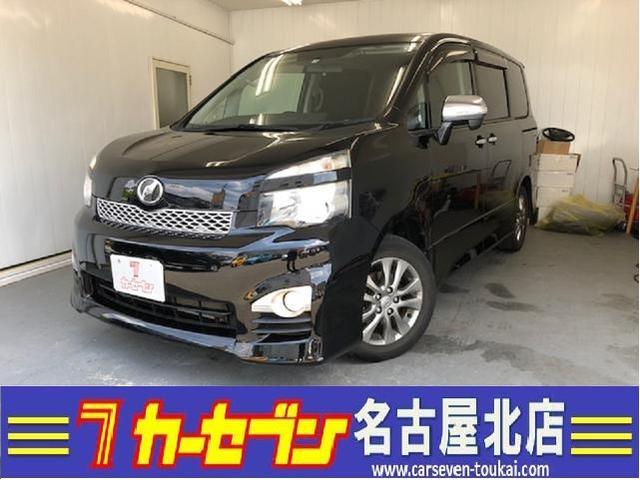 トヨタ ヴォクシー ZS 煌 ナビ 両側電動ドア 後期型 後席モニ...
