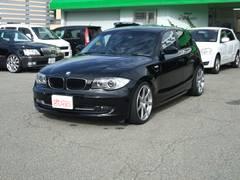 BMW120i ローダウン HDDナビ  HID