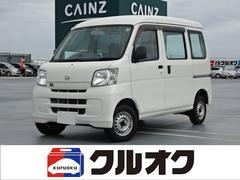 ハイゼットカーゴスペシャル 地デジナビ付 ETC ABS ルーフラック付