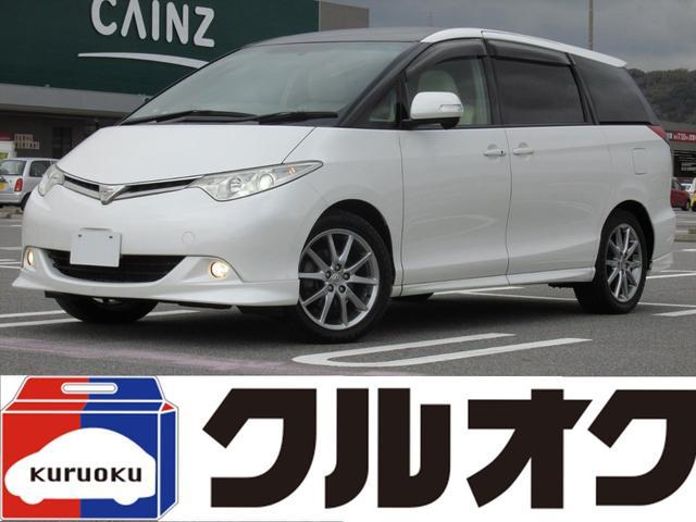 トヨタ G 地デジHDDナビ サンルーフ クルコン 両側電動スライド