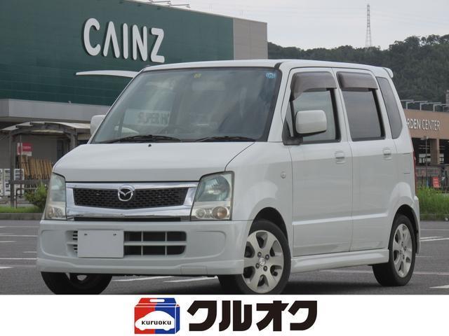 マツダ AZワゴン FX-Sスペシャル ABS 電動格納ミラー キーレス