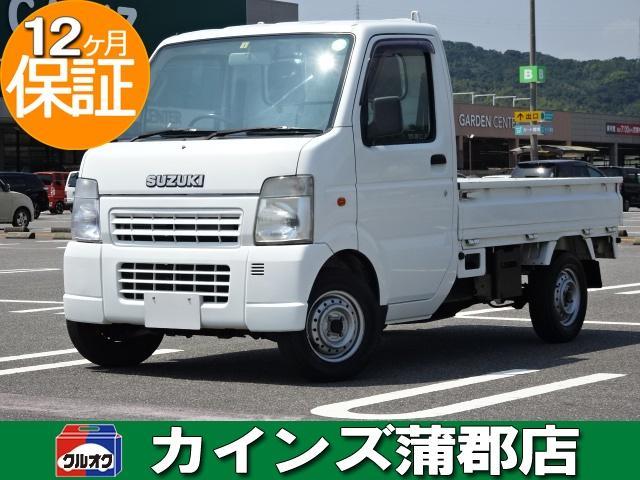 スズキ KC 5速マニュアル 軽トラ