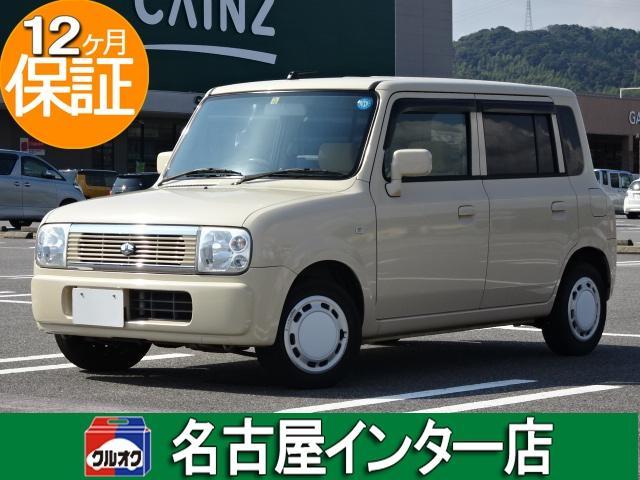 スズキ Gセレクション キーレス ベンチシート サイドバイザー Wエアバッグ ABS CDオーディオ ベージュ