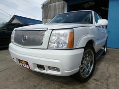 キャデラック エスカレード4WD 1ナンバー HDD ETC
