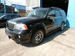 リンカーン ナビゲーターアルティメイト 4WD バネサス 22AW HDD ETC