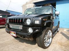 ハマー H24WD 1ナンバー DUB24AW マフラー ナビ ETC