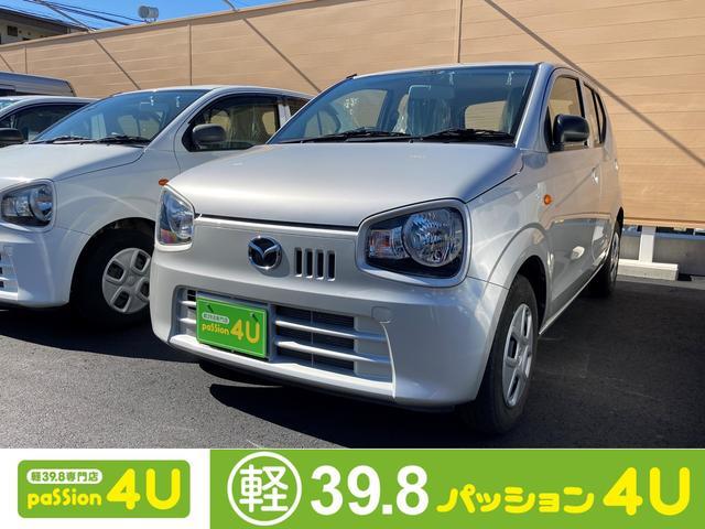 マツダ キャロル GL キーレスエントリー アイドリングストップ シートヒーター 純正オーディオ CD AUX