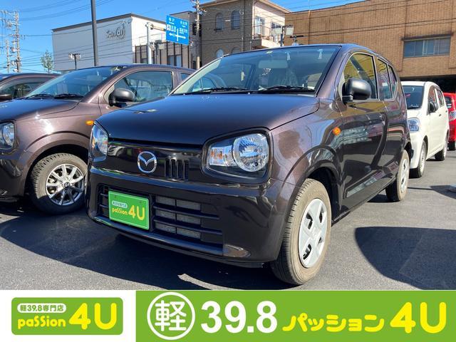 マツダ キャロル GL キーレスエントリー アイドリングストップ シートヒーター オーディオ CD AUX 軽自動車