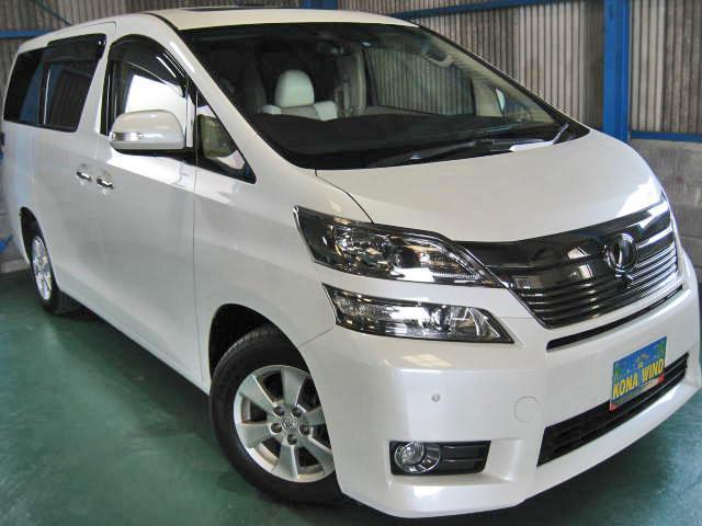 トヨタ 3.5VプレミアムシートED4WDプリクラ18SPパノラビュ
