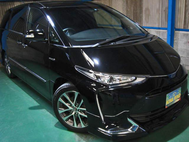 トヨタ アエラスプレミアム-G 4WD WTVプリクラCソナPBドア