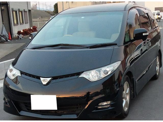 トヨタ アエラスG EDナビスペシャル両側電動ドアBluetooth