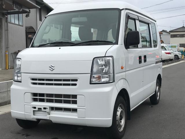 スズキ PA 4WD 1年保証 AT AC 8万km代 外装磨き