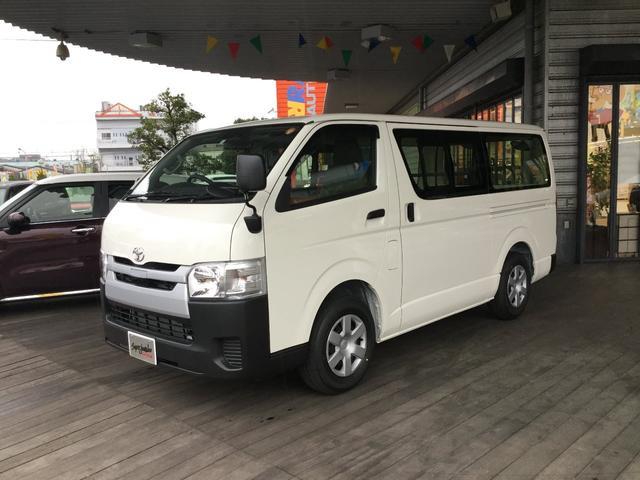 トヨタ ロングDXセーフティセンス 5ドア標準ボディ 6AT 2WD