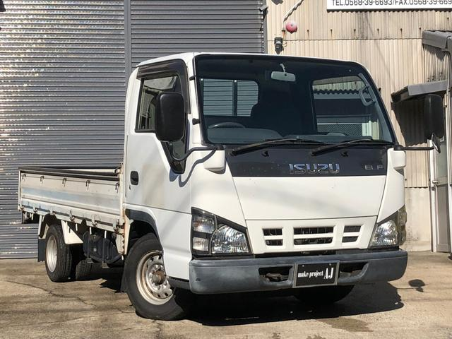 いすゞ 5速マニュアル エアコン 最大積載1450kg