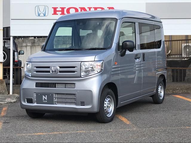 ホンダ G・ホンダセンシング AC CVT 修復歴無 軽バン